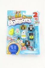 """""""NEW"""" Transformers Gold Rush Botbots Series 4 8 PACK Movie Moguls Mystery"""