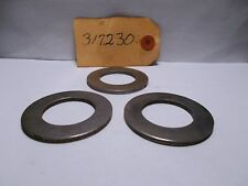 OMC EVINRUDE JOHNSON P/N 317230 / 0317230 OEM THRUST WASHER NOS