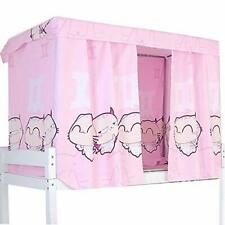 Little Monsters Bed Canopy Single Sleeper Bunk Bed Curtain Student Dormitory