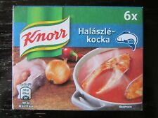 KNORR FISH SOUP BOUILLON CUBES 6 - 12 - 18 - 24 PIECES