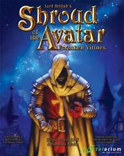 Shroud of the Avatar Forsaken Virtues Collectors Boxed Edition PC Computer Game