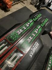 New listing Victory Archery RIP Gamer Fletched Arrows 400 Spine .204 1 Dozen - GREEN