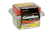 200 x Camelion AAA Batterie LR03 1,5V Plus Alkaline High Energy in Box lose