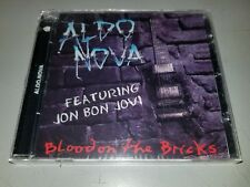 Aldo Nova Blood On the Bricks sealed imp CD Bon Jovi Lemon Records