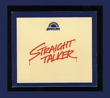 Amaziah - Straight Talker (CD 2011 Born Twice Records)  * NEW SEALED * CCM