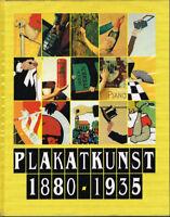 Christiane Friese Plakatkunst 1880-1935 Reklame Werbung Geschichte Kunst