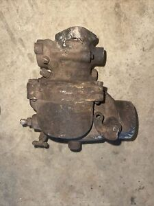 Farmall Super M SM IH tractor ORIGINAL carburetor assembly