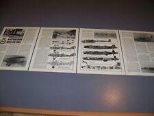 VINTAGE..RAF SQUADRON NO.49..HISTORY/PHOTOS/PROFILES..RARE! (138Q)