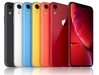 Apple iPhone XR 64/ 128 GB Unlocked (CDMA + GSM)  With NO FACE ID (Grade A+)