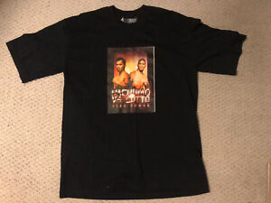 2009 Vintage Boxing T Shirt Manny Pacquiao Cotto Fire Power Size 2XL