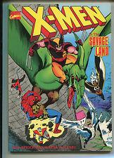 X-Men Savage Land - Ft. Spider-Man, Kazar, & Zabu TPB - (Grade 9.2) 1981