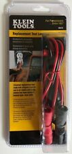 Klein Tools 69410 Replacement Test Lead Set Universal Replacement Test Leads NEW