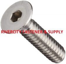 (5000) M4x14 Flat Head Socket Cap Screws 4mm x 14mm Allen Bolts stainless Steel