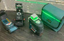 Bosch GLL3-80CG 12v 1x2.0Ah Li-ion Multi Line Green Laser