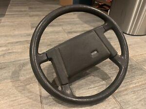 1981 Volvo 240 Steering Wheel Turbo