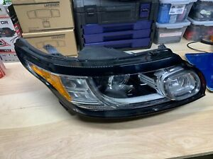 2014 2015 2016 2017 Land Rover Range Rover Sport Right Headlight Xenon OEM