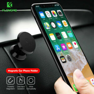 Universal Magnetic Car Mount Phone Holder Stand Dashboard For Cell Phone Random