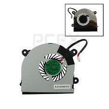 New CPU Cooling Fan For MSI S6000 X600 Laptop AB6605HX-J03 CWC45X 6-31-W25HS-100