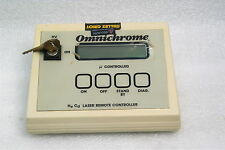 Melles Griot Omnichrome Lc 500 Omnichrome He Cd Laser Remote Controller Working