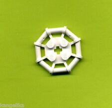 Lego--30033-- Octagonale Platte --- 2 x 2 -- Weiß --