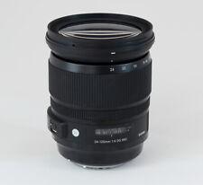 Sigma 24-105mm f4 DG OS HSM für NIKON Topzustand OVP