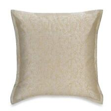 "New Stella Embroidered European Euro Pillow Sham, Yellow, 26"" L x 26"" W"