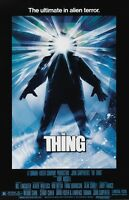 John Carpenter's The Thing movie poster  : 11 x 17 inches - The Thing poster
