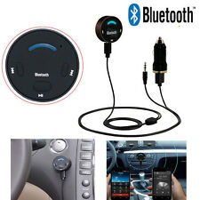 Bluetooth USB Stereo Music Speaker Receiver for Cell Phone Handsfree Car Kit