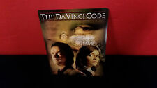 THE DA VINCI CODE - 3D Lenticular Magnetic Cover / Magnet for BLURAY STEELBOOK