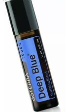 doTERRA Deep Blue Touch Soothing Blend Essential Oil Roll On 10ml Exp 12/2022