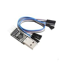 CP2102 USB 2.0 To TTL RS232 Serial Programmer Adapter Module w/ DTR Line