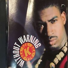 K-Yze 1992 Without Warning Rap Rare HTF OOP HIP HOP VINTAGE VTG