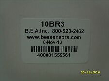 B.E.A. / HALMA - BR3 PROGRAMMABLE 3-RELAY LOGIC MODULE - 10BR3 *NOS*