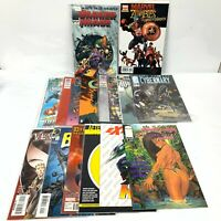 LOT OF 13 Various Marvel, Image, Dark Horse and DC Comics - Free Shipping