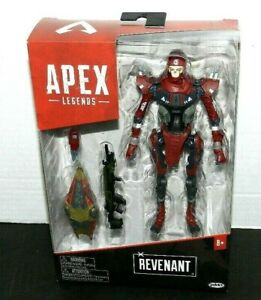 "APEX LEGENDS REVENANT NEW SEALED JAKKS PACIFIC 6"" FIGURE NEW WAVE"