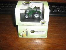 OXFORD DIE-CAST - FIELD MARSHALL TRACTOR - GREEN - 00 gauge / 1:76 model