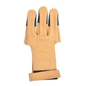 Bearpaw Glove Traditioneller Schießhandschuh XXS-XXL RH LH Ziegenleder Bodnik