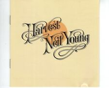CD NEIL YOUNG	harvest	GERMAN EX (B2520)