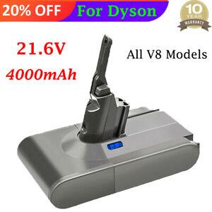 FOR DYSON V8 SV10 Battery Power Pack Cordless Animal Absolute 4000mAh 21.6V