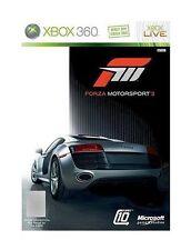 Forza Motorsport 3 (Microsoft Xbox 360, 2009) - US Version