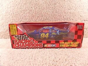 New 1997 Racing Champions 1:24 NASCAR Bill Elliott McDonald's Thunderbird A