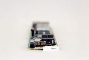 EVERTZ 7801FC-4G REV B VISTALINK FRAME CONTROLLER CARD FOR 7801FR FRAME