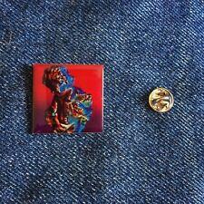 New Order Technique Enamel Pin Badge Manchester