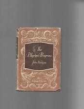 The Pilgrim's Progress by John Bunyan (Hardcover, ca 1940s, Nelson Classics)