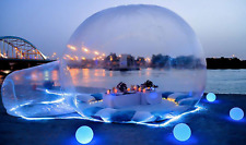 600 sqft Clear Bubble Globe Inflatable Bedroom Tent Commercial Event Wedding