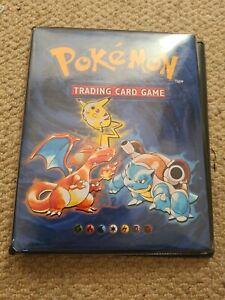 Vintage 90s Pokemon Folder Wizards Of The Coast