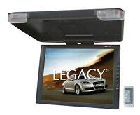 "NEW LEGACY LMR15.1 15"" LCD TFT Car/SUV/TRUCK Flip Down Roof Mount Monitor TV IR"