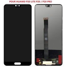 VITRE TACTILE ECRAN LCD POUR HUAWEI P20 P20 lite P20 PRO + OUTILS