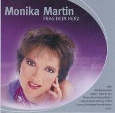 Monika Martin Frag dein Herz (compilation, 14 tracks)  [CD]