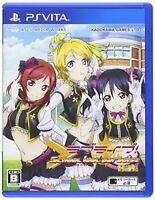 UsedGame PS Vita Love Live School Idol Paradise Vol.2: BiBi i from Japan